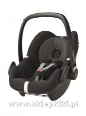 Maxi Cosi Fotelik 0-13 Pebble Blackraven