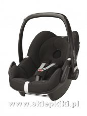 Maxi Cosi Fotelik 0-13 Pebble Digitalblack