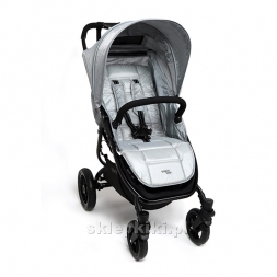 Wózek spacerowy Valco Baby Snap4 Silver