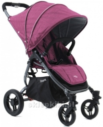 Wózek spacerowy Valco Baby Snap4 Tailormade Wine Red