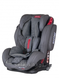 Fotelik 9-36 kg Coletto Sportivo Only ISOFIX Grey2 NEW
