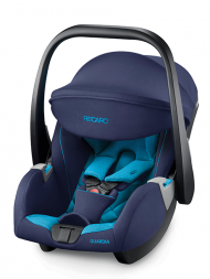 Recaro Fotelik samochodowy 0-13 kg Guardia Xenon Blue
