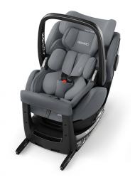 Recaro Fotelik samochodowy Zero.1 Elite i-Size Aluminium Grey