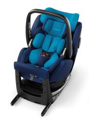 Recaro Fotelik samochodowy Zero.1 Elite i-Size Xenon Blue