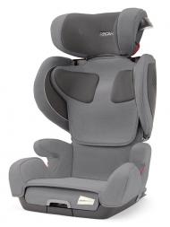 Recaro Fotelik samochodowy Mako Elite I-Size Prime Silent Grey 100-150 cm