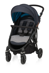 Baby Design Wózek Spacerowy Smart 17 Graphite
