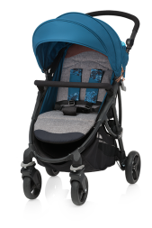 Baby Design Wózek Spacerowy Smart 05 Turquoise