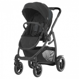 Graco Wózek spacerowy Evo XT Black Grey