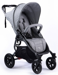 Valco Baby Wózek spacerowy Snap4 Tailormade Grey Marle