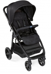 Chicco wózek spacerowy Multiride Jet Black