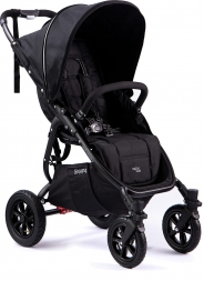 Valco Baby Wózek spacerowy Snap4 Sport Coal Black